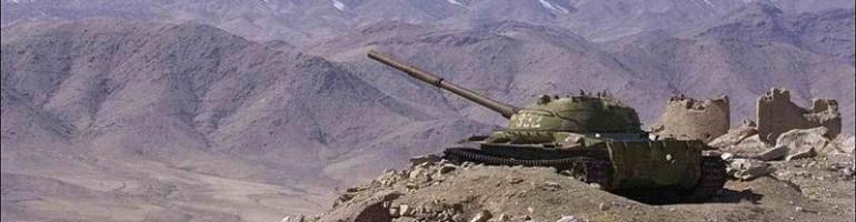 Environmental Legacies of War