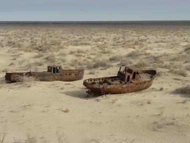 Aral Sea Tank