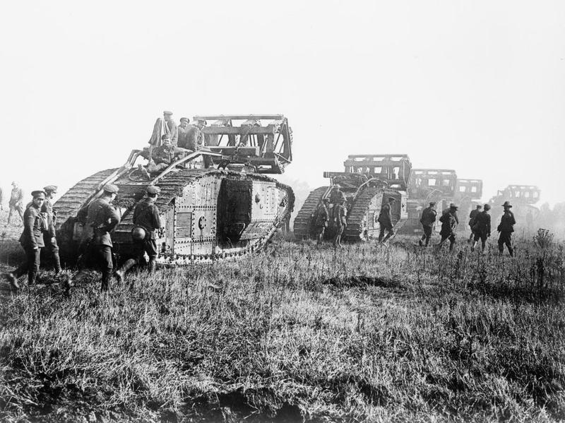 WWI Anniversary Project Begins to Gather Momentum