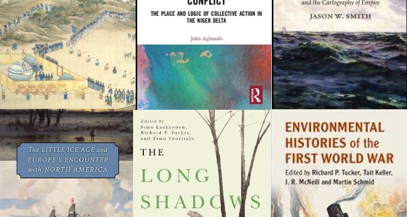 New publications august