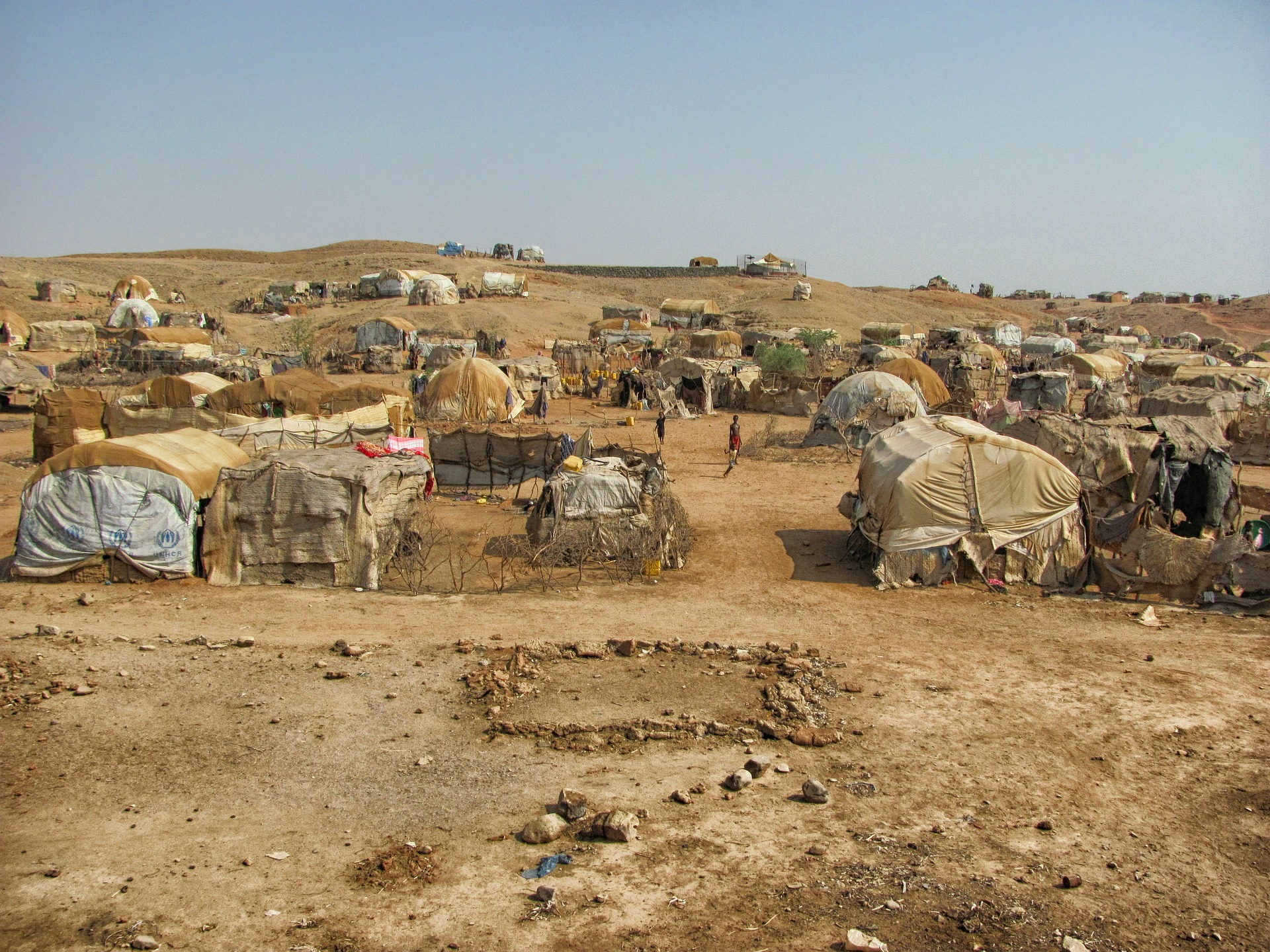 Environmental Disruption from Mass Wartime Refugee Movements - Environment and Military